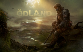 ÖDLAND II Weit mit Titel