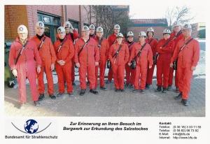 Gruppenbild Salzstock