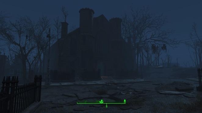 Museum der Hexerei in der Nähe von Salem.