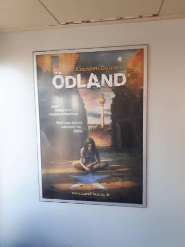 18-03-03 Roald Schramm Sichtung ÖDLAND-Poster 01