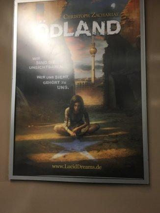 18-03-08 Oliver Nowraty Sichtung ÖDLAND-Poster