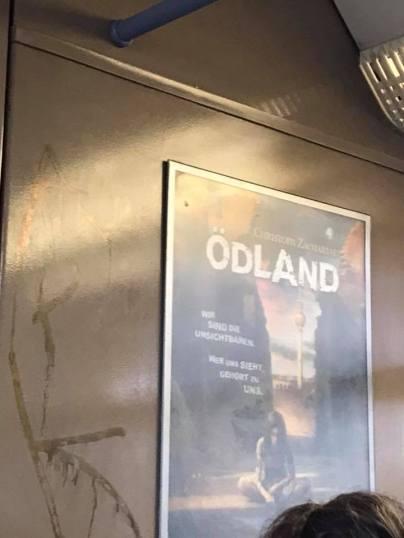 18-03-12 Tara Zoe Turner Sichtung ÖDLAND-Poster