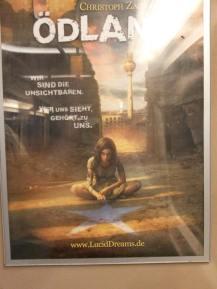 18-03-24 Emilia von Cyantopia Sichtung ÖDLAND-Poster