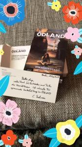 18-03-31 Anja Voland Ö IV Paket angekommen 02