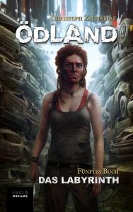 ÖDLAND - Fünftes Buch _Cover