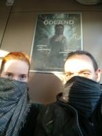 19-03-27 Postersichtung Tara + Torsten