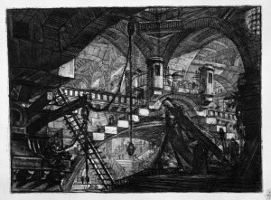 20-04-01 Carceri - Giovanni Battista Piranesi 01